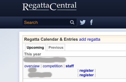 Regattas Staff link