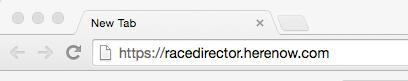 Open Race Director