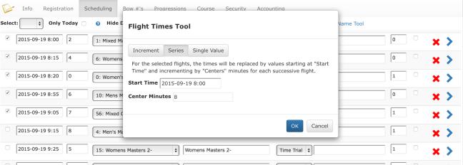 Time Series Tool